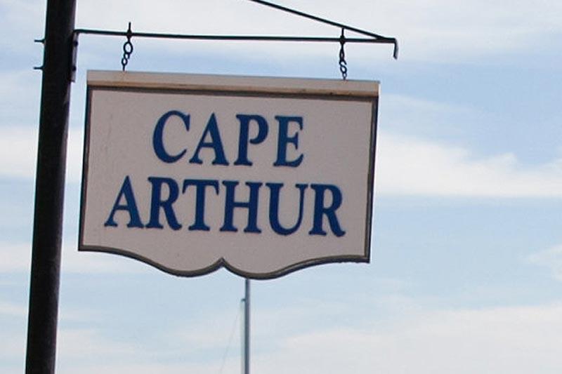 sign-cape-arthur