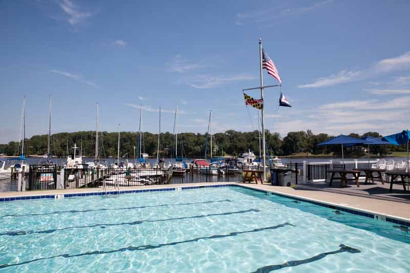 Whitehurst Pool - Severna Park, MD
