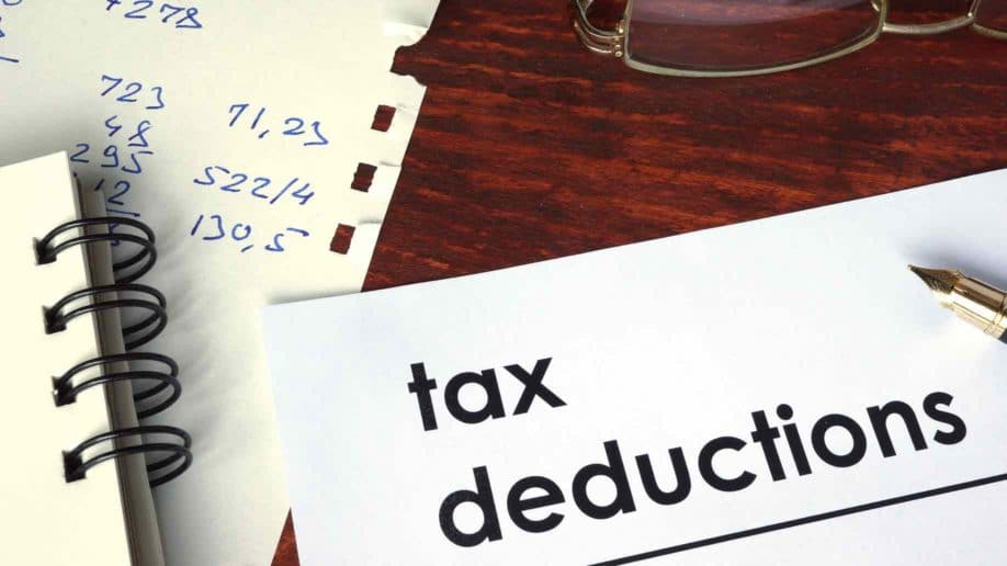 Tax Deductions For Severna Park Residents